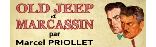 Old Jeep et Marcassin