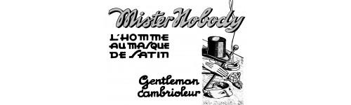 Mister Nobody - L'Homme au masque de satin