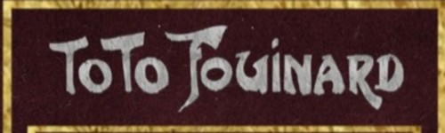 "Collection ""Toto Fouinard"""