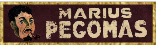 """Collection """"Marius Pégomas"""""""