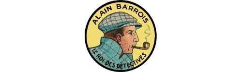 Alain Barrois, le Roi des Détectives