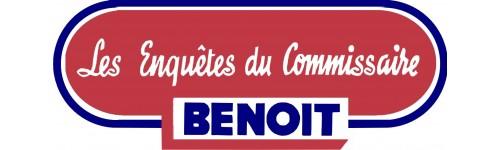 Les enquêtes du commissaire Benoit